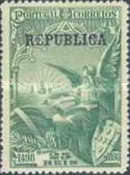 [In Memorial of Vasco da Gama Overprinted