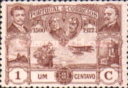 [Airmail - First Flight Between Lisabon-Brasil, Typ BE]