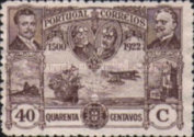 [Airmail - First Flight Between Lisabon-Brasil, Typ BE10]