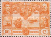 [Airmail - First Flight Between Lisabon-Brasil, type BE11]