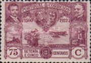 [Airmail - First Flight Between Lisabon-Brasil, type BE12]
