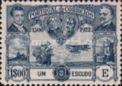 [Airmail - First Flight Between Lisabon-Brasil, Typ BE13]