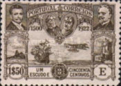 [Airmail - First Flight Between Lisabon-Brasil, Typ BE14]