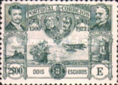 [Airmail - First Flight Between Lisabon-Brasil, Typ BE15]