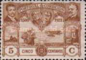 [Airmail - First Flight Between Lisabon-Brasil, Typ BE4]