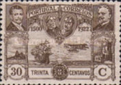 [Airmail - First Flight Between Lisabon-Brasil, Typ BE9]