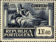 [The 400th Anniversary of the Birth of Luis de Camoes II. Poet, Typ BJ3]