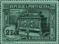[The 400th Anniversary of the Birth of Luis de Camoes II. Poet, Typ BK]