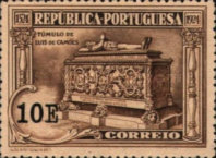 [The 400th Anniversary of the Birth of Luis de Camoes II. Poet, Typ BK4]