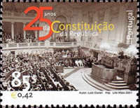 [The 25th Anniversary of the Republic, type BNF]