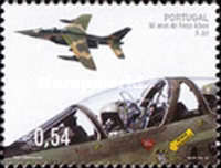 [The 50th Anniversary of the Portuguese Air Force, Typ BRZ]