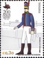 [The 200th Anniversary of the Military Academy - Uniforms, type BTL]