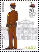 [The 200th Anniversary of the Military Academy - Uniforms, type BTN]