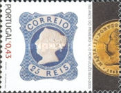 [The 150th Anniversary of Portuguese Postage Stamps, type BUB]