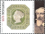 [The 150th Anniversary of Portuguese Postage Stamps, type BUC]