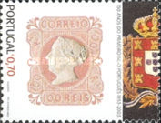[The 150th Anniversary of Portuguese Postage Stamps, type BUD]