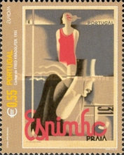 [EUROPA Stamps - Poster Art, type BVN]