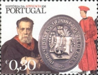 [The History of the Practice of Law in Portugal, type BVQ]