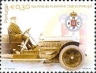 [The 100th Anniversary of the Automobile Club of Portugal, type BWG]