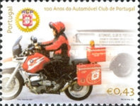 [The 100th Anniversary of the Automobile Club of Portugal, type BWH]