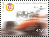 [The 100th Anniversary of the Automobile Club of Portugal, type BWI]