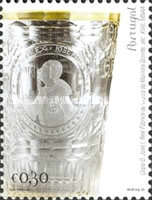 [History of Glass Art in Portugal, type BXV]
