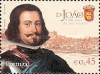 [The 400th Anniversary of the Birth of King João of Portugal, Typ BYY]