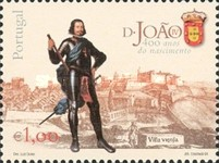 [The 400th Anniversary of the Birth of King João of Portugal, Typ BYZ]