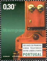 [The 100th Anniversary of the First Lisbon-Porto Telephone Line, Typ CBA]