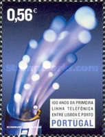 [The 100th Anniversary of the First Lisbon-Porto Telephone Line, Typ CBC]