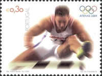 [Olympic Games - Athens, Greece, Typ CBV]
