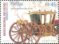 [The 100th Anniversary of the National Coach Museum, type CEQ]