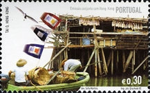 [Fishing Villages - Joint Issue with Hong Kong, type CHR]