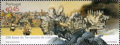 [The 250th Anniversary of the Lisbon Earthquake, type CIT]