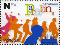 [Greeting Stamps, Typ CIW]
