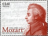 [The 250th Anniversary of the Birth of Mozart, Typ CJW]