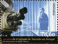 [The 50th Anniversary of the First Television Broadcast in Portugal, Typ CLG]