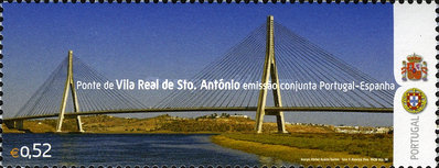 [Iberian Bridges - Joint Issue with Spain, Typ CLJ]
