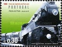 [The 150th Anniversary of Railways in Portugal, Typ CLX]