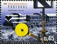 [The 150th Anniversary of Railways in Portugal, Typ CLY]