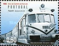 [The 150th Anniversary of Railways in Portugal, Typ CLZ]