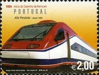 [The 150th Anniversary of Railways in Portugal, Typ CMA]