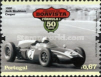 [The 50th Anniversary of Formula 1 in Portugal, Typ CTT]