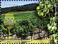 [The 100th Anniversary of Demarcated Wine Regions, type CUN]