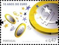 [The 10th Anniversary of the Euro, Typ CWE]