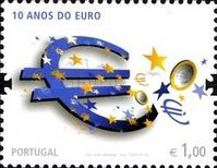 [The 10th Anniversary of the Euro, Typ CWF]