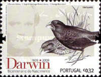 [The 200th Anniversary of the Birth of Charles Darwin, Typ CWM]