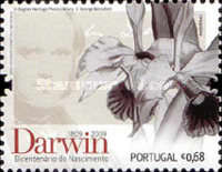 [The 200th Anniversary of the Birth of Charles Darwin, Typ CWO]