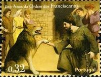 [The 800th Anniversary of the Franciscan Order, Typ CWU]
