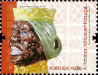 [African Heritage in Portugal, Typ CXC]